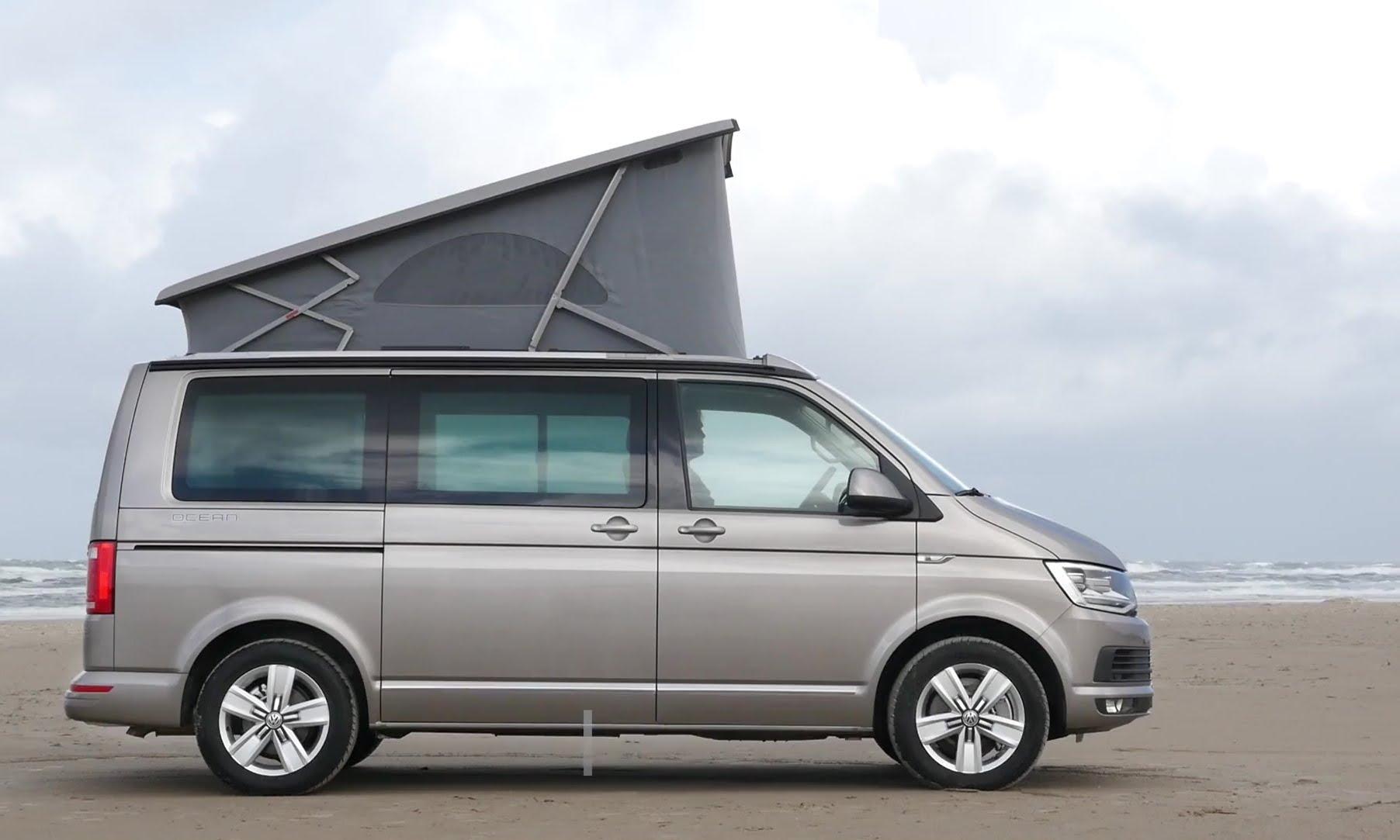 Volkswagen California T6 2015 - now Minivan #7