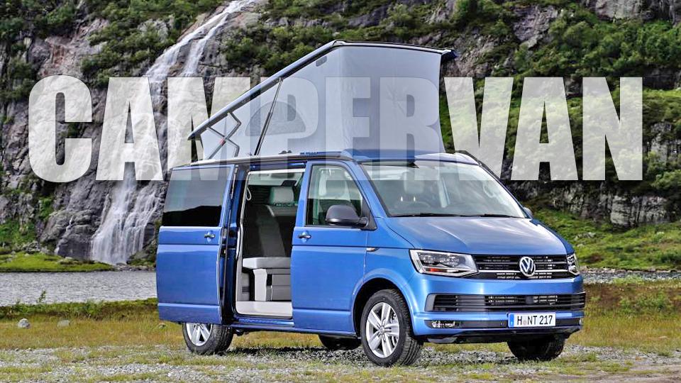 Volkswagen California T6 2015 - now Minivan #6