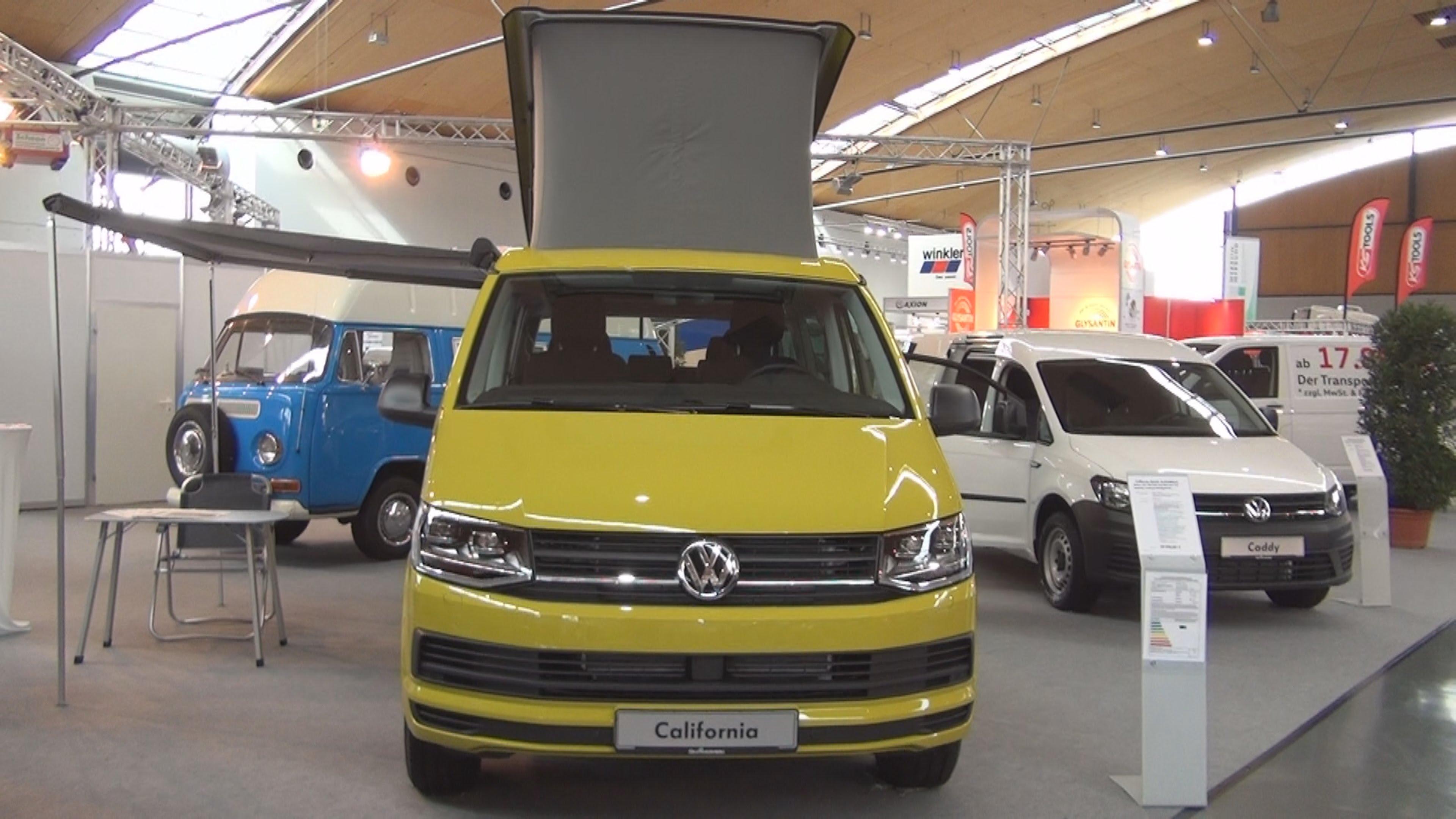 Volkswagen California T6 2015 - now Minivan #3