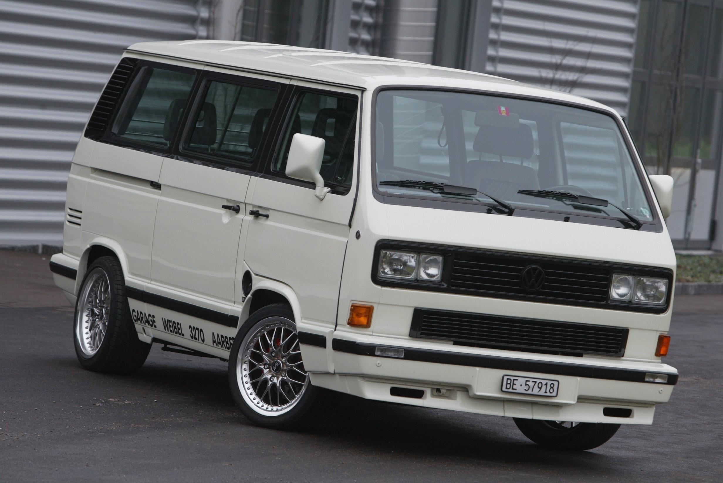 Volkswagen Caravelle T3 1988 - 1991 Minivan #1