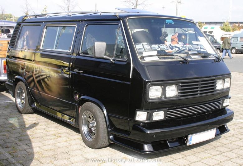 Volkswagen Caravelle T3 1988 - 1991 Minivan #4