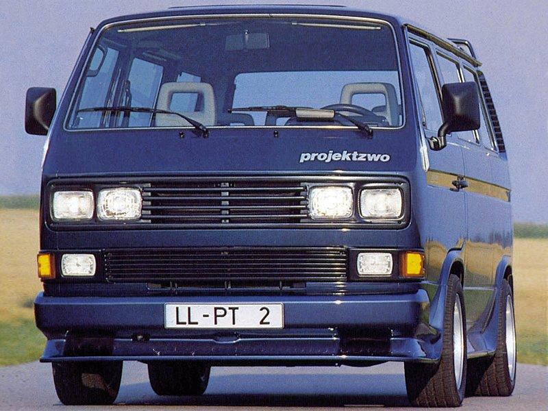 Volkswagen Caravelle T3 1988 - 1991 Minivan #5