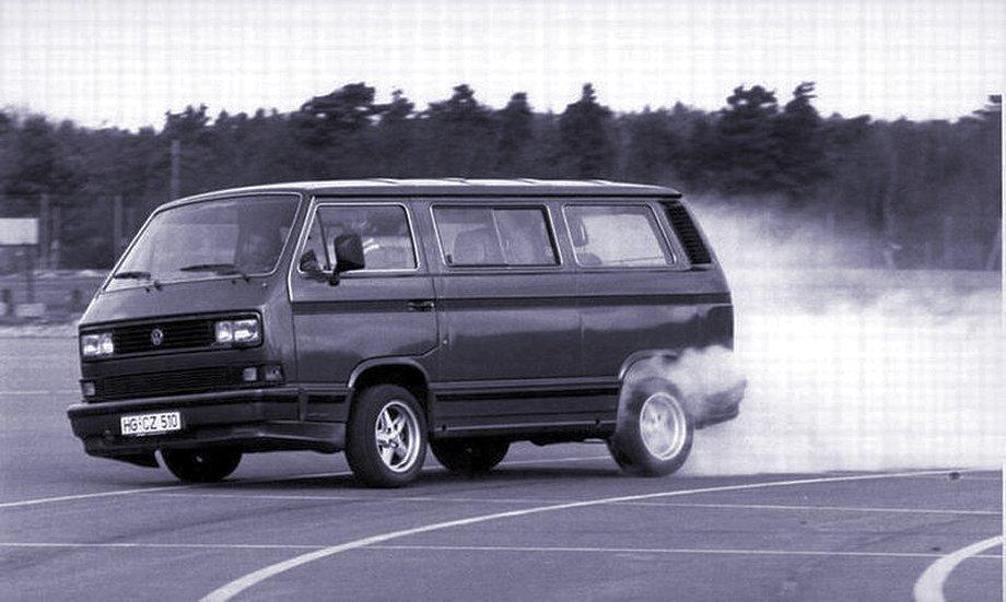Volkswagen Caravelle T3 1988 - 1991 Minivan #6