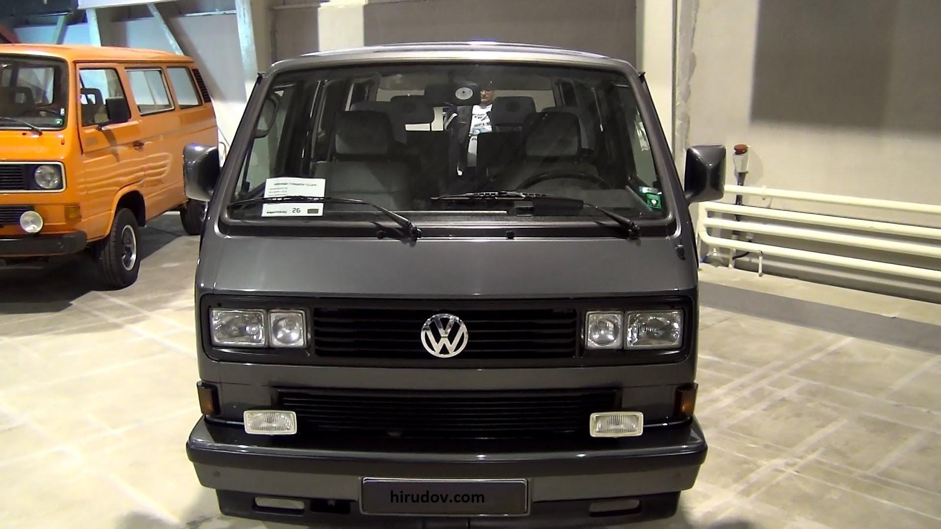 Volkswagen Caravelle T3 1988 - 1991 Minivan #7