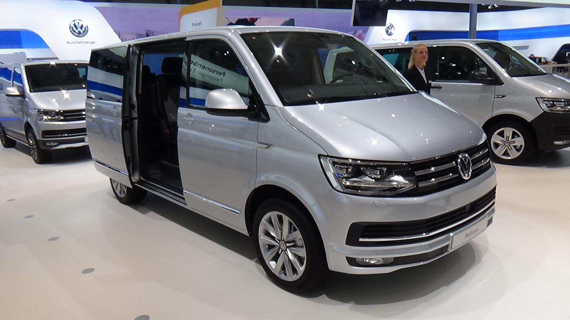 Volkswagen Multivan T6 2015 - now Minivan #4