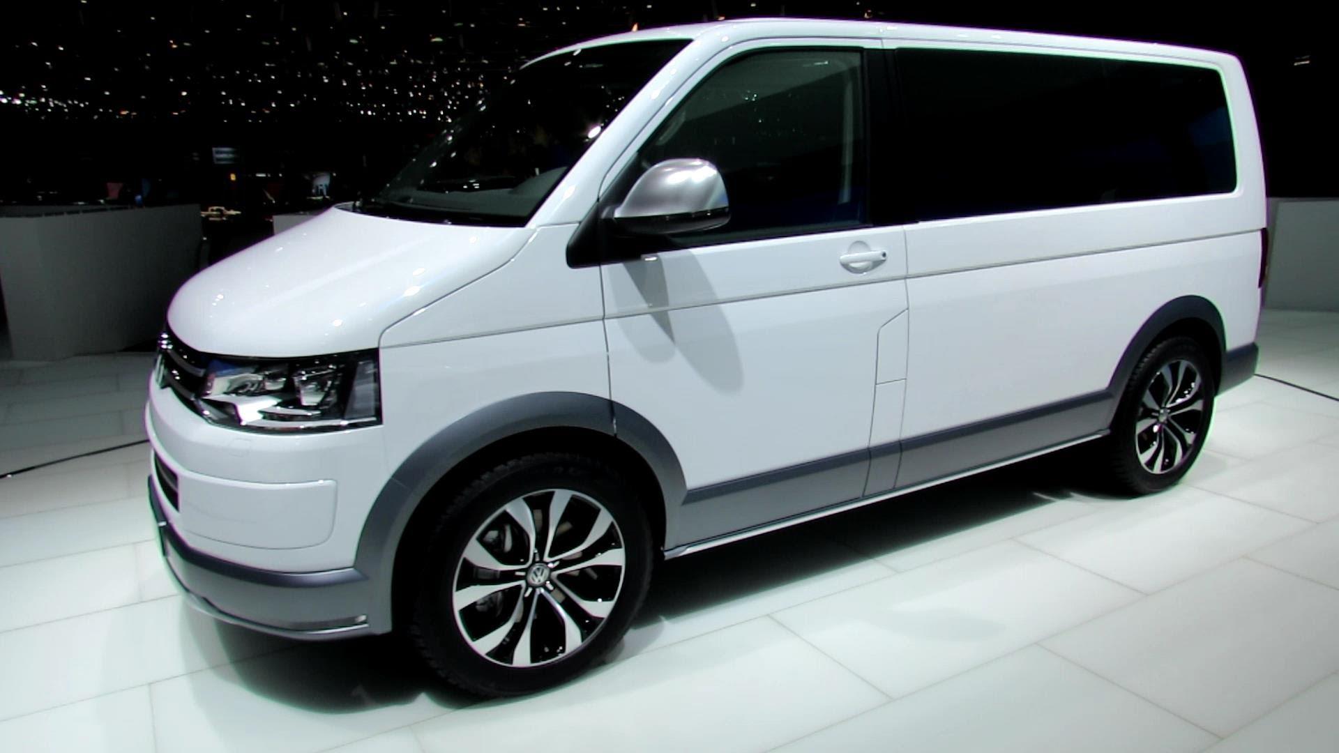 Volkswagen Multivan T6 2015 - now Minivan #8