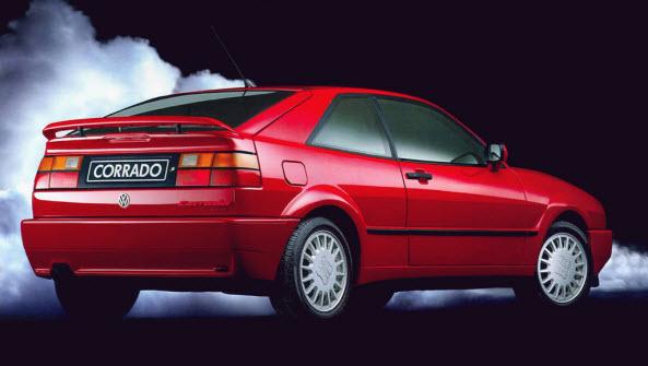 Volkswagen Corrado 1988 - 1995 Hatchback 3 door #5
