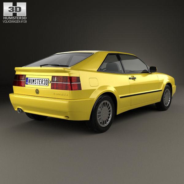 Volkswagen Corrado 1988 - 1995 Hatchback 3 door #7