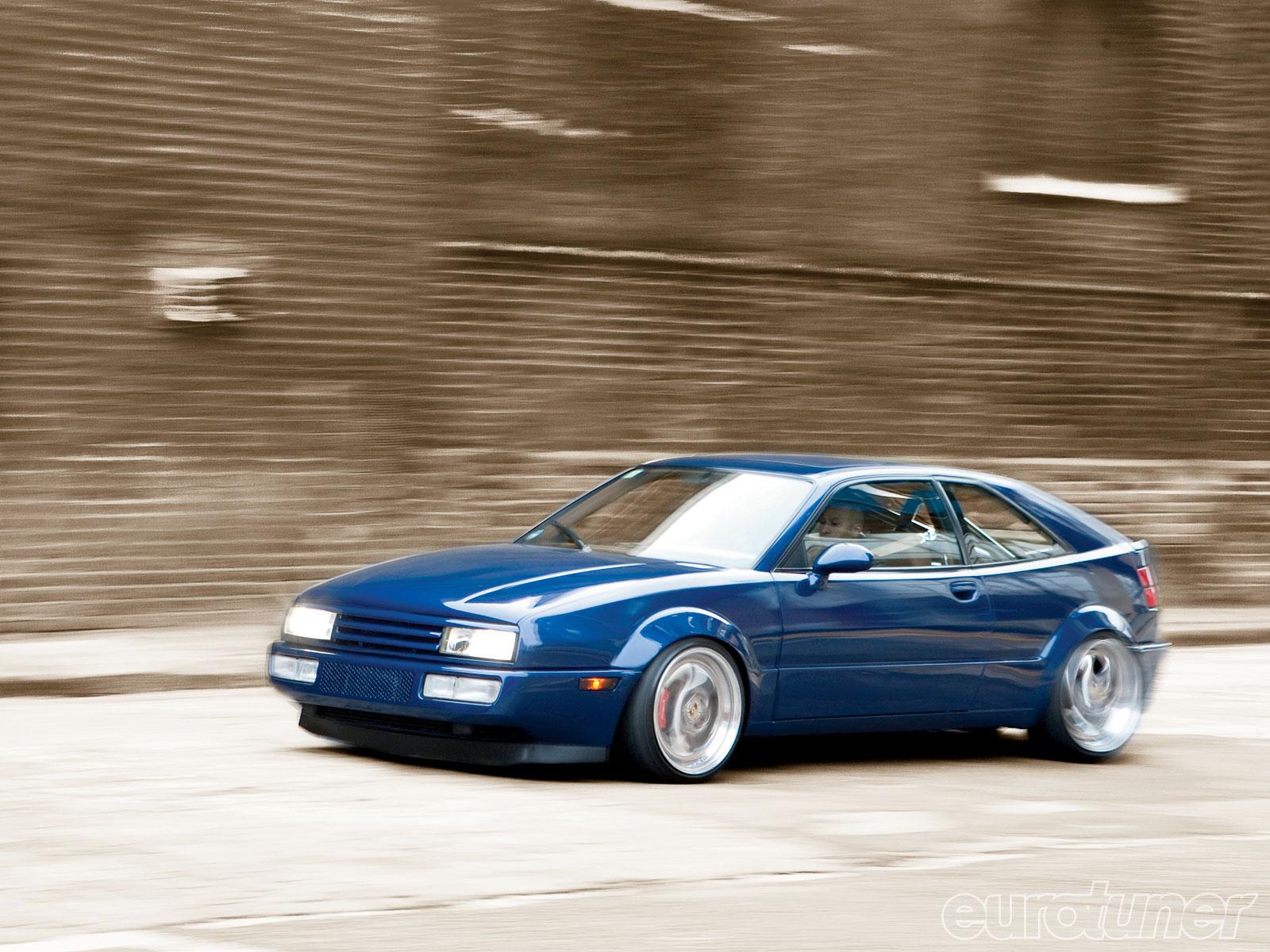 Volkswagen Corrado 1988 - 1995 Hatchback 3 door #2
