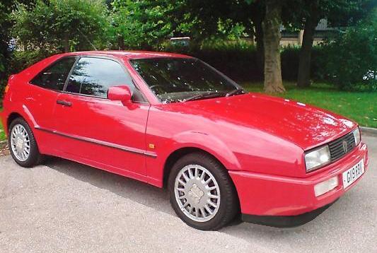 Volkswagen Corrado 1988 - 1995 Hatchback 3 door #8