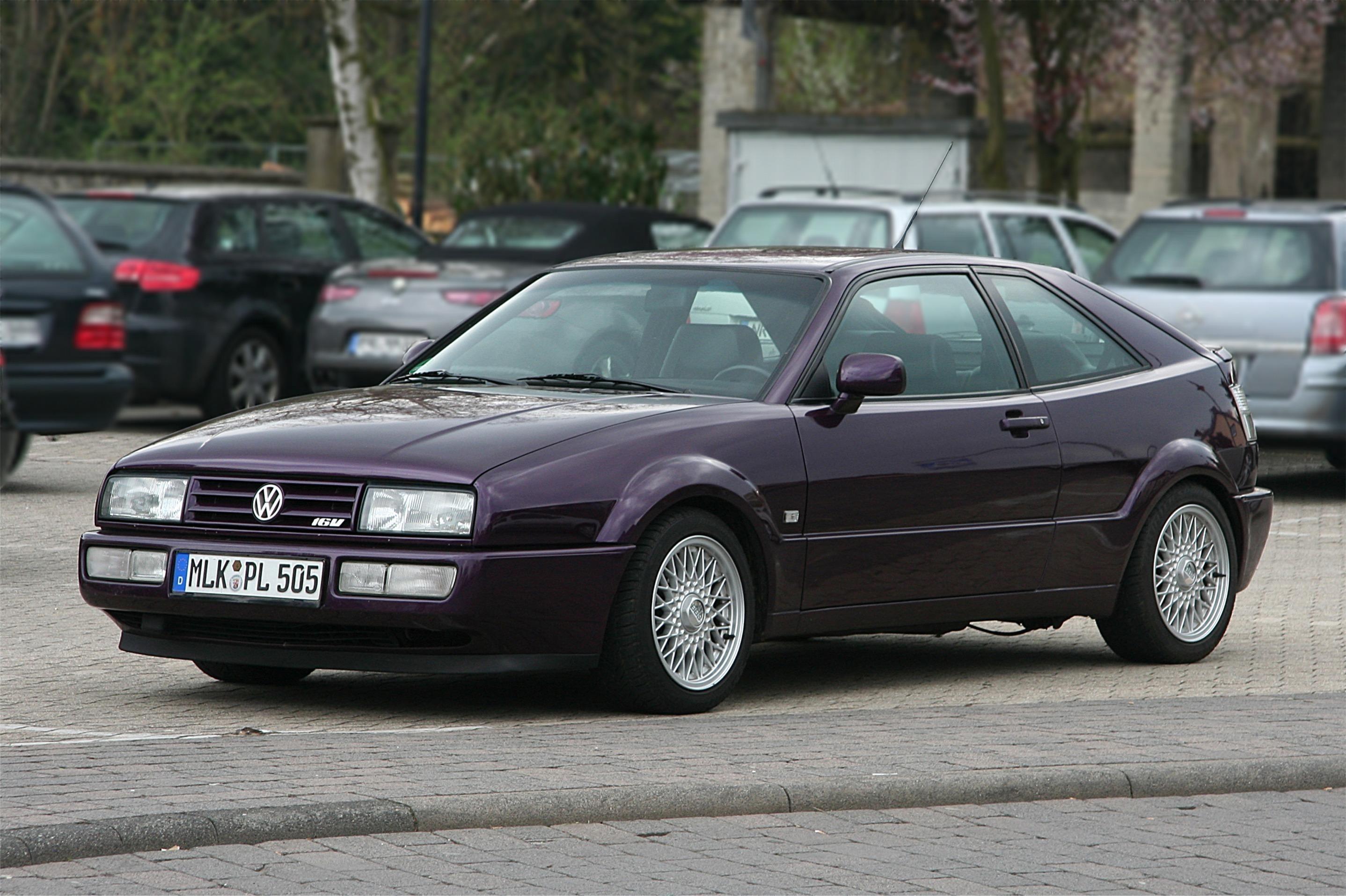 Volkswagen Corrado 1988 - 1995 Hatchback 3 door #3