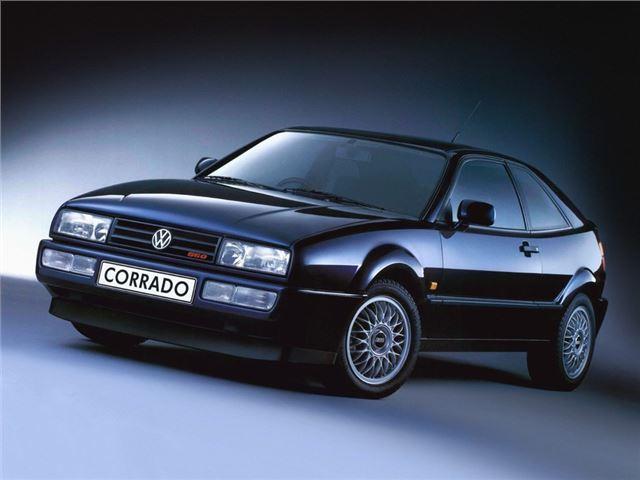 Volkswagen Corrado 1988 - 1995 Hatchback 3 door #4
