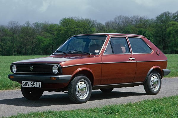 Volkswagen Polo I 1975 - 1981 Hatchback 3 door #8