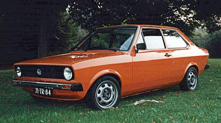 Volkswagen Derby I 1977 - 1981 Coupe #2
