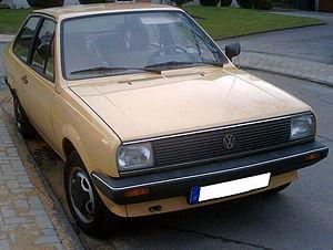 Volkswagen Derby I 1977 - 1981 Coupe #4