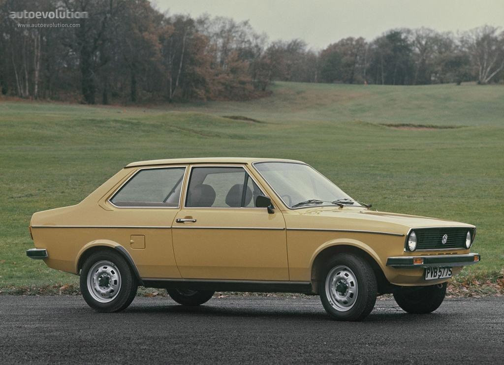 Volkswagen Derby I 1977 - 1981 Coupe #5