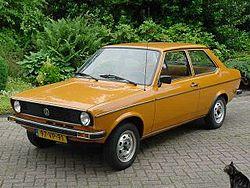 Volkswagen Derby I 1977 - 1981 Coupe #6