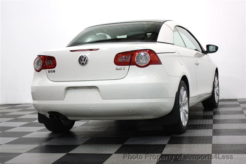 Volkswagen Eos I 2006 - 2010 Cabriolet #1