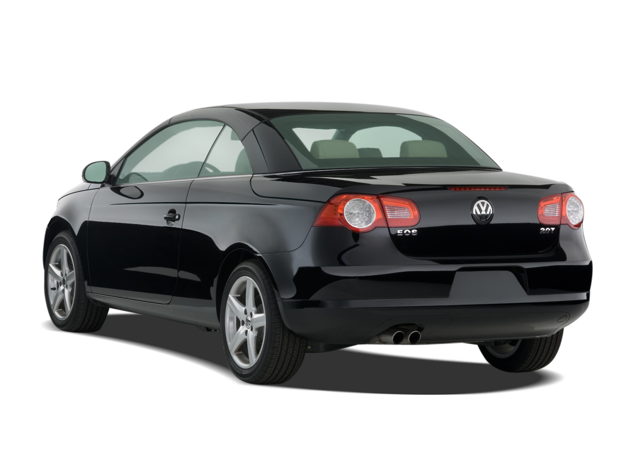 Volkswagen Eos I 2006 - 2010 Cabriolet #2