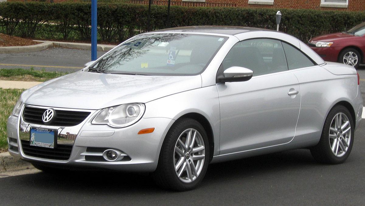 Volkswagen Eos I 2006 - 2010 Cabriolet #8