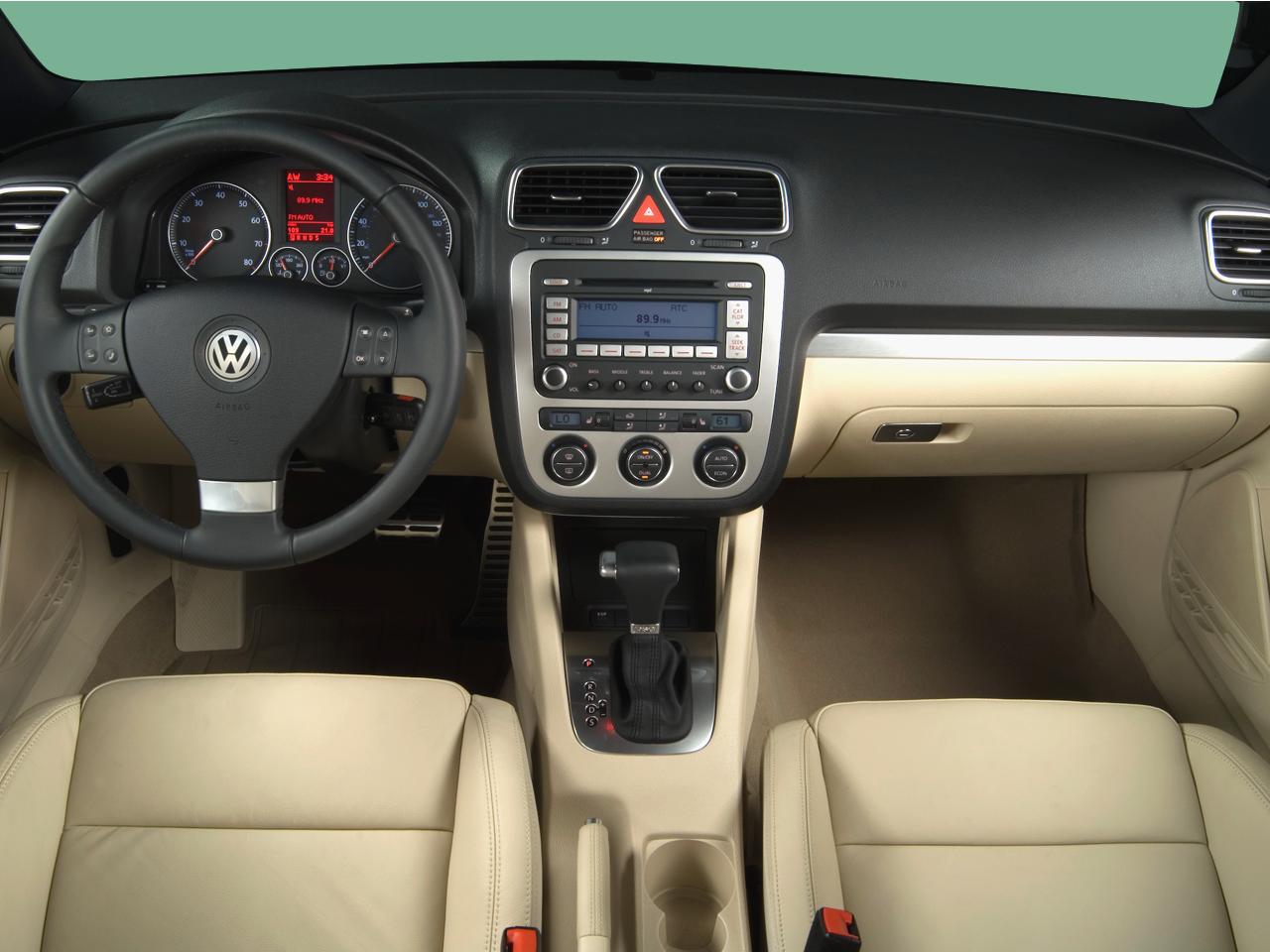 Volkswagen Eos I 2006 - 2010 Cabriolet #5