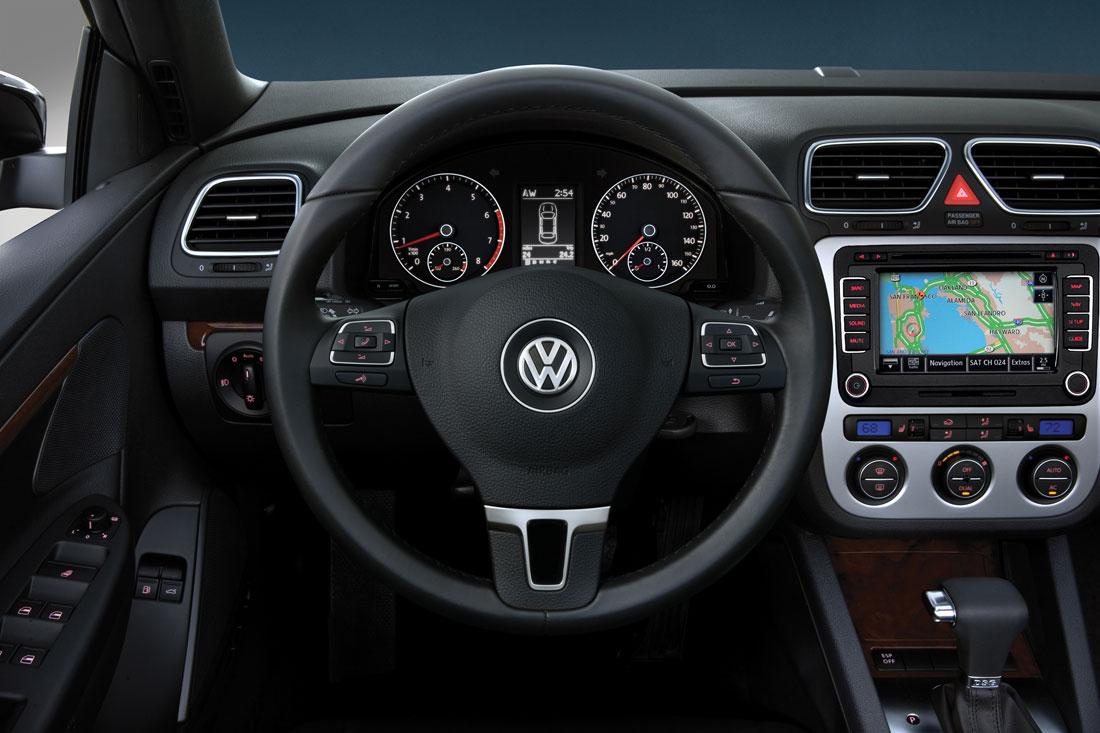 Volkswagen Eos I 2006 - 2010 Cabriolet #6