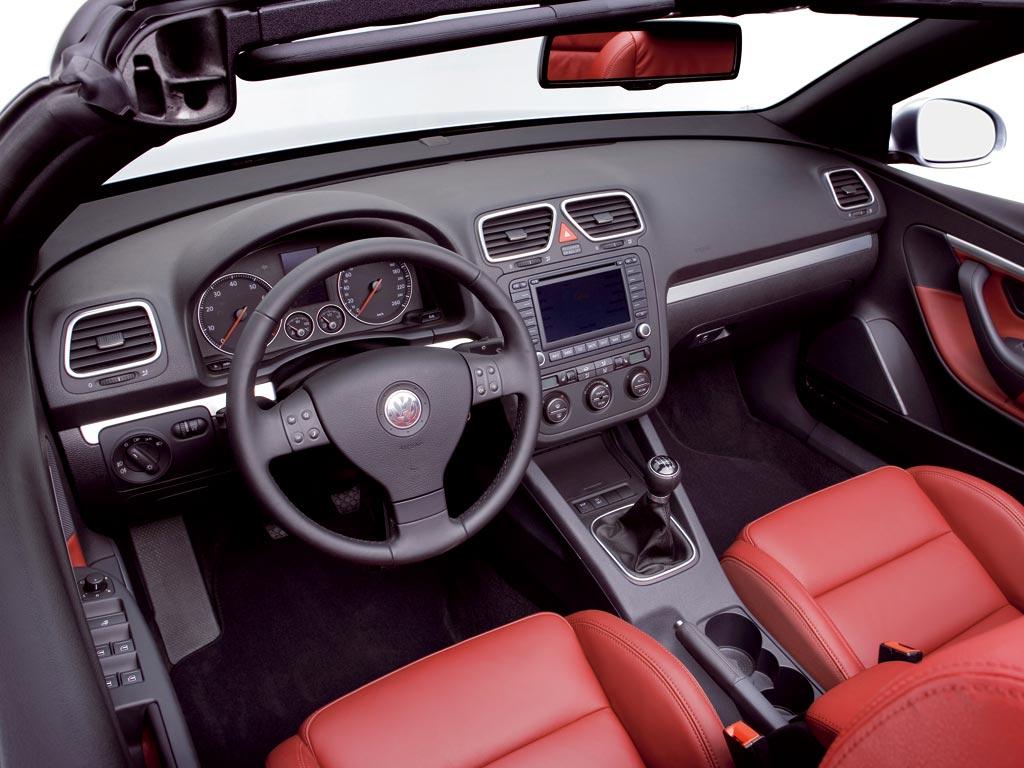 Volkswagen Eos I 2006 - 2010 Cabriolet #7