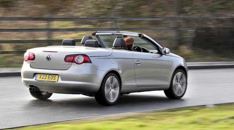 Volkswagen Eos I Restyling 2010 - 2015 Cabriolet #6