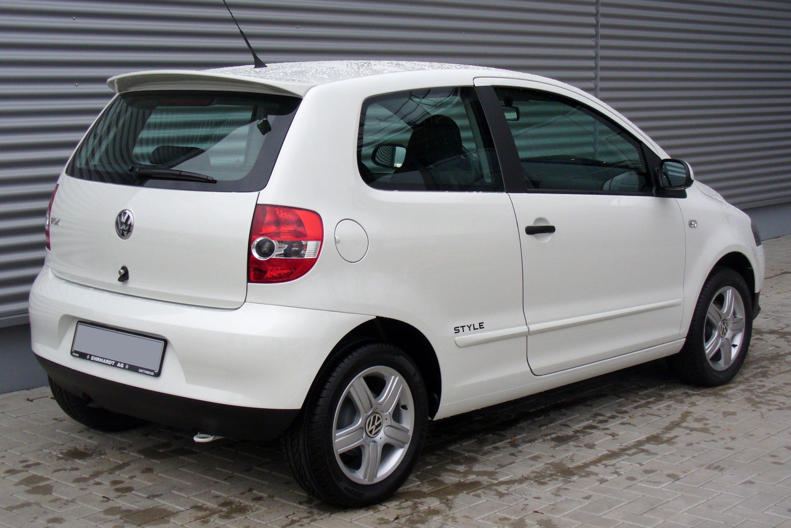 Volkswagen Fox I Restyling 2009 - 2011 Hatchback 3 door #3