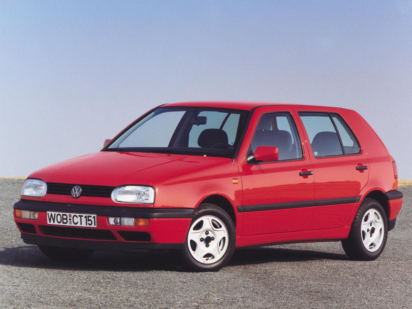 Volkswagen Gol I 1980 - 1994 Hatchback 3 door #5