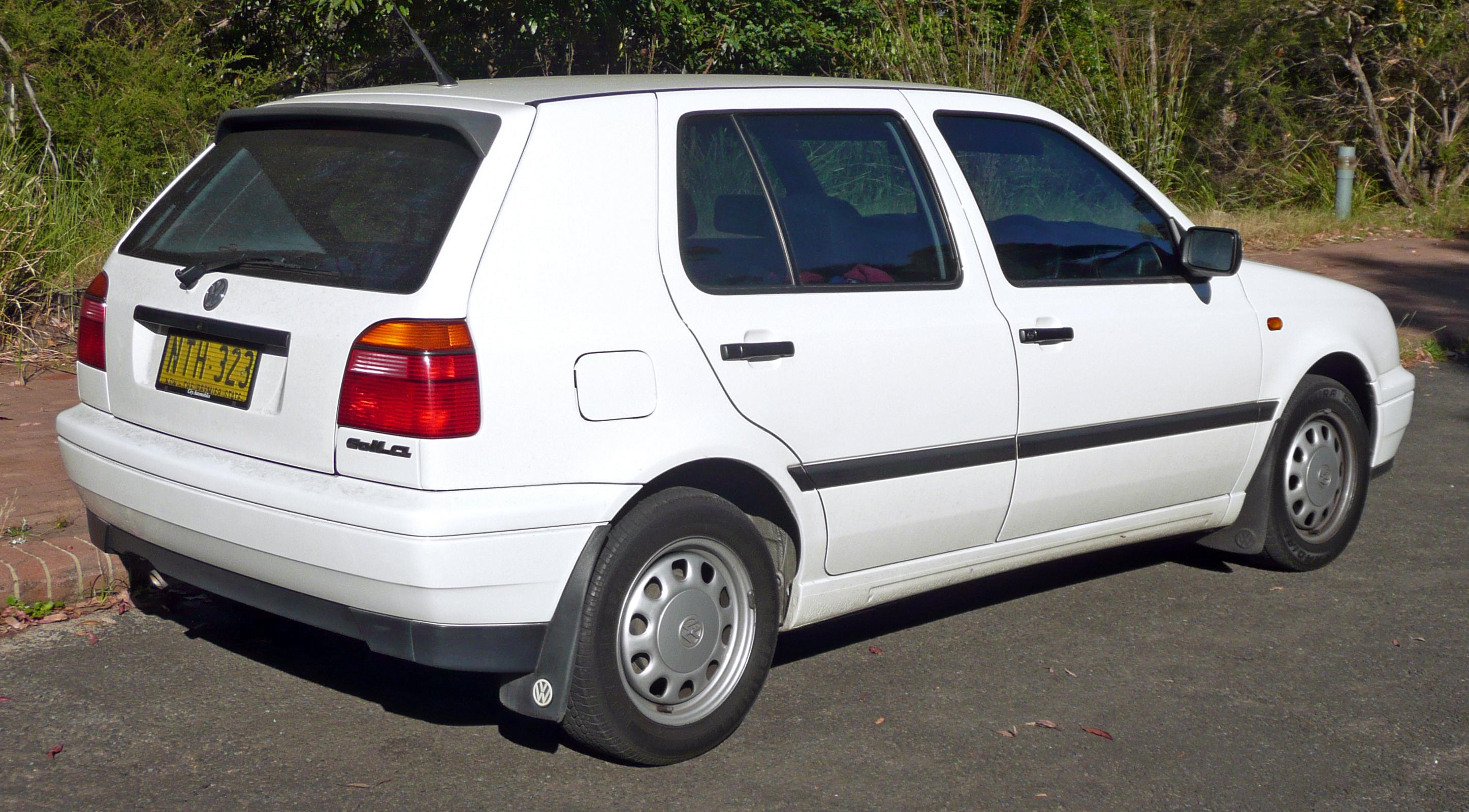 Volkswagen Gol I 1980 - 1994 Hatchback 3 door #2