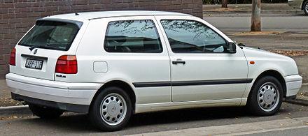 Volkswagen Gol I 1980 - 1994 Hatchback 3 door #1