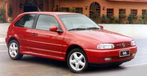 Volkswagen Gol I 1980 - 1994 Hatchback 3 door #3