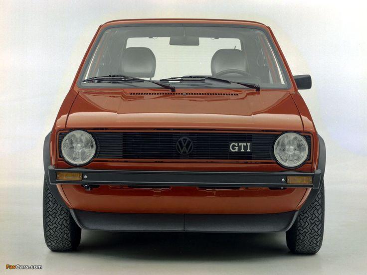 Volkswagen Golf GTI I 1976 - 1983 Hatchback 3 door #1