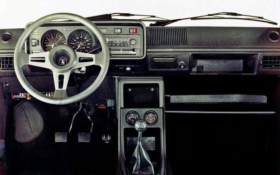 Volkswagen Golf I 1974 - 1983 Cabriolet #3