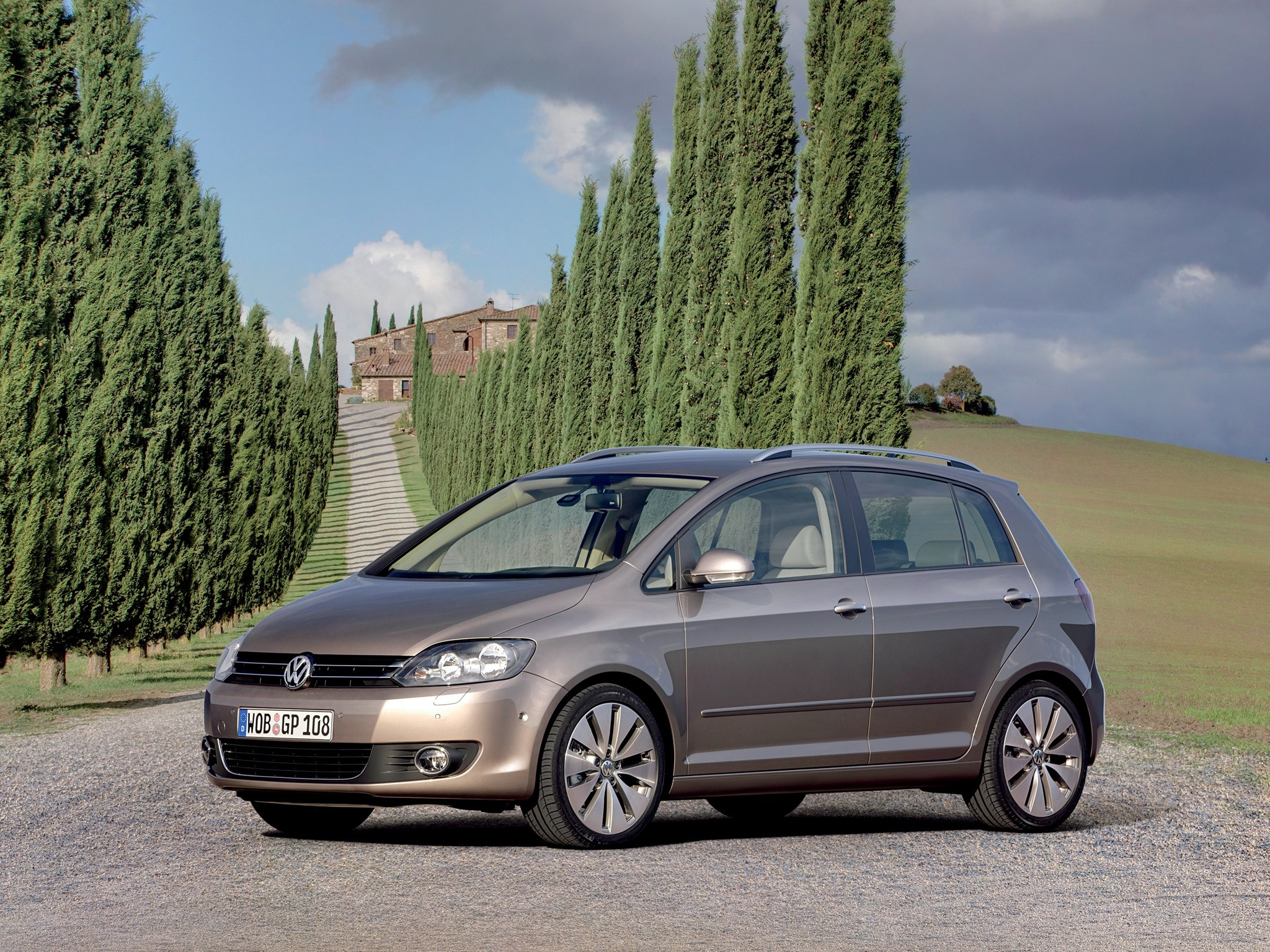 Volkswagen Golf Plus II 2009 - 2014 Hatchback 5 door #2