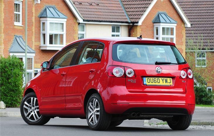 Volkswagen Golf Plus II 2009 - 2014 Hatchback 5 door #5