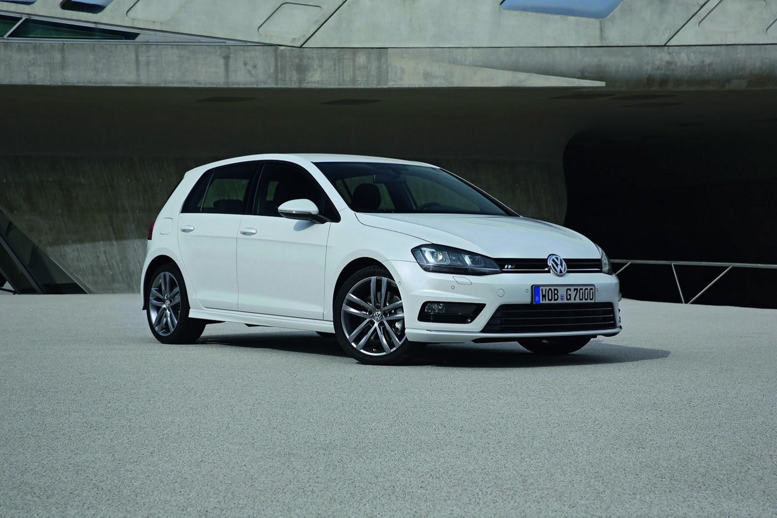 Volkswagen Golf R VII 2013 - now Hatchback 5 door #4