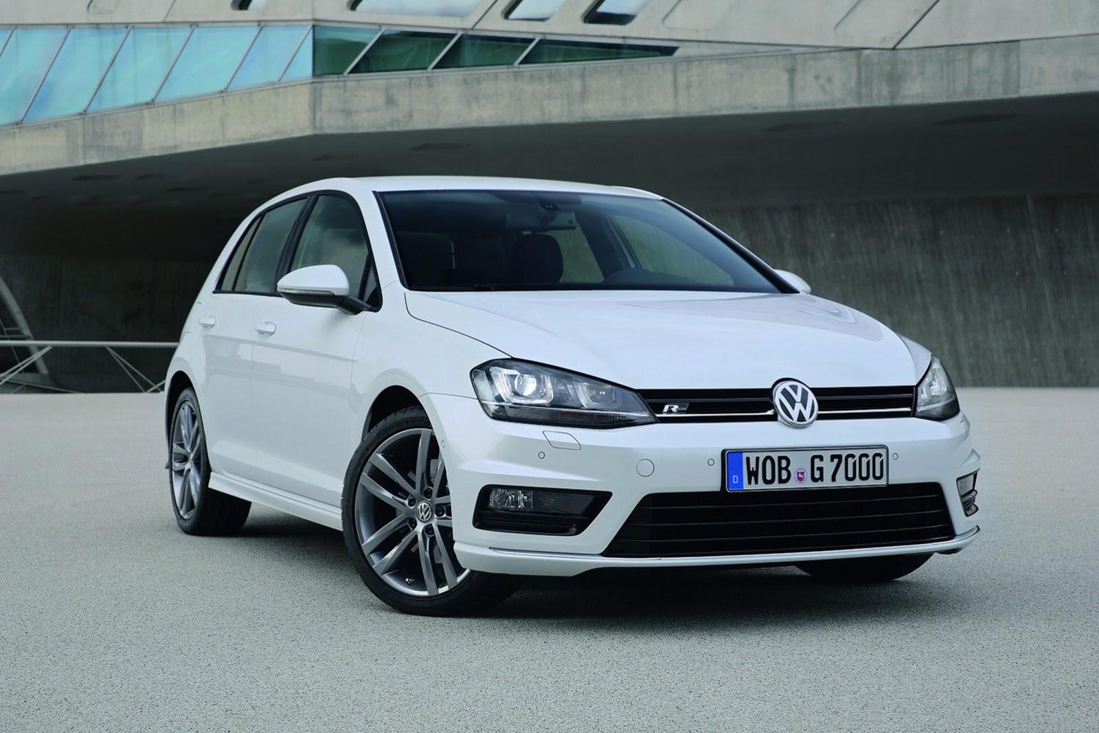 Volkswagen Golf R VII 2013 - now Hatchback 5 door #2