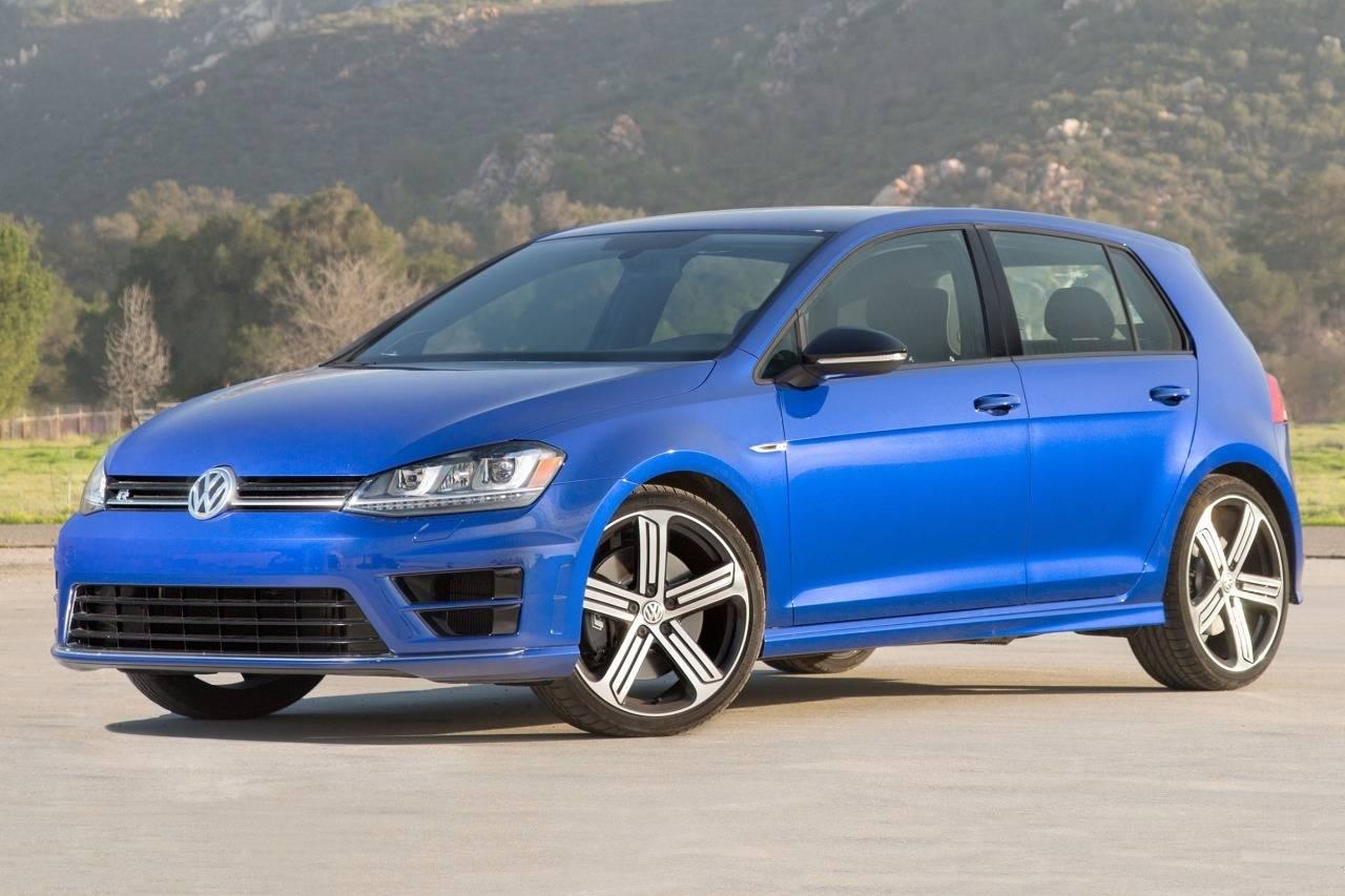 Volkswagen Golf R VII 2013 - now Hatchback 5 door #1