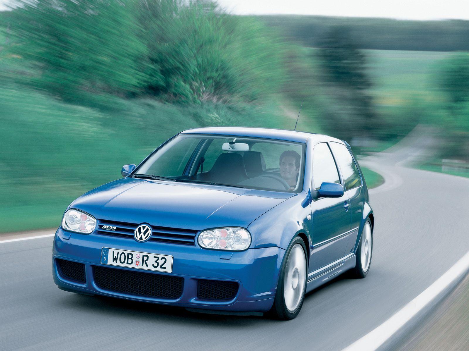 Volkswagen Golf R32 IV 2002 - 2005 Hatchback 3 door #8