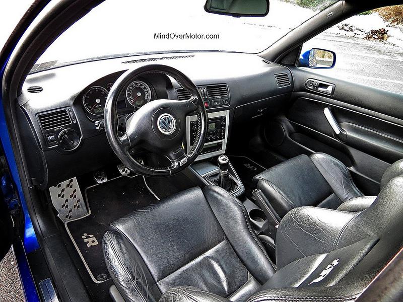 Volkswagen Golf R32 IV 2002 - 2005 Hatchback 5 door #1