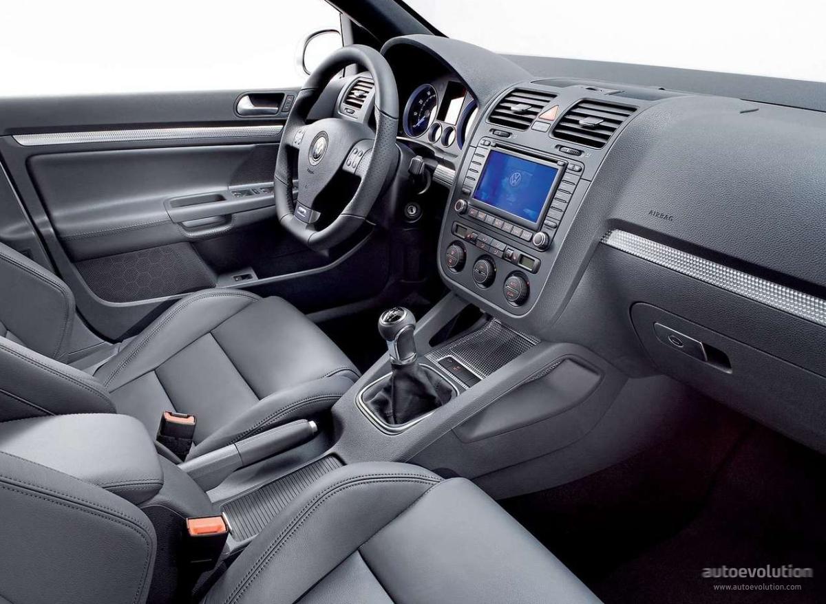 Volkswagen Golf R32 V 2005 - 2008 Hatchback 5 door #6
