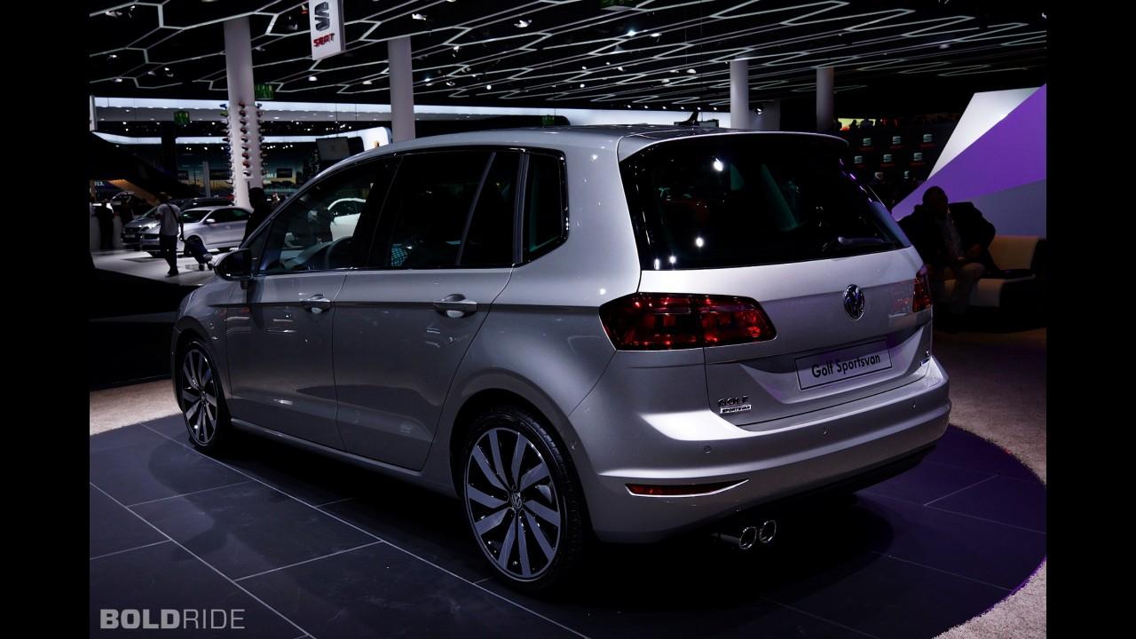 Volkswagen Golf Sportsvan 2014 - now Hatchback 5 door #4