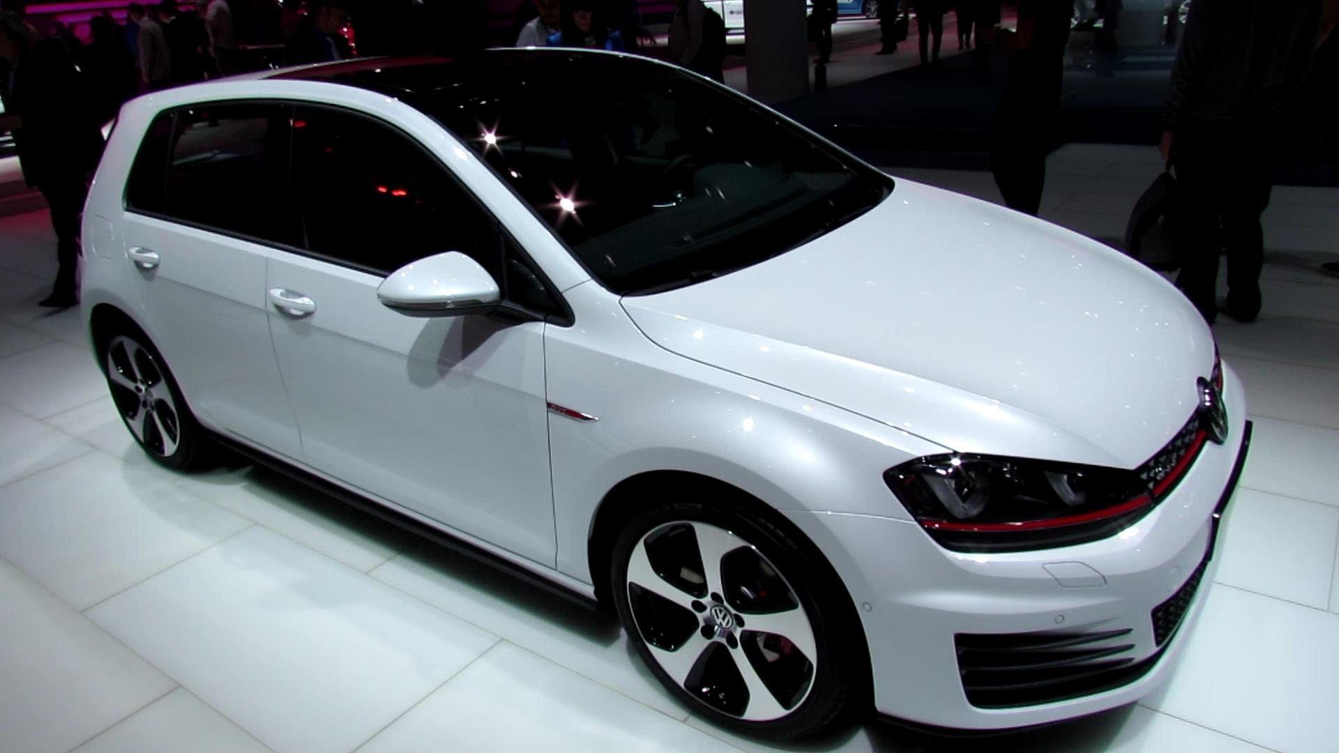 Volkswagen Golf R VII 2013 - now Hatchback 5 door #8