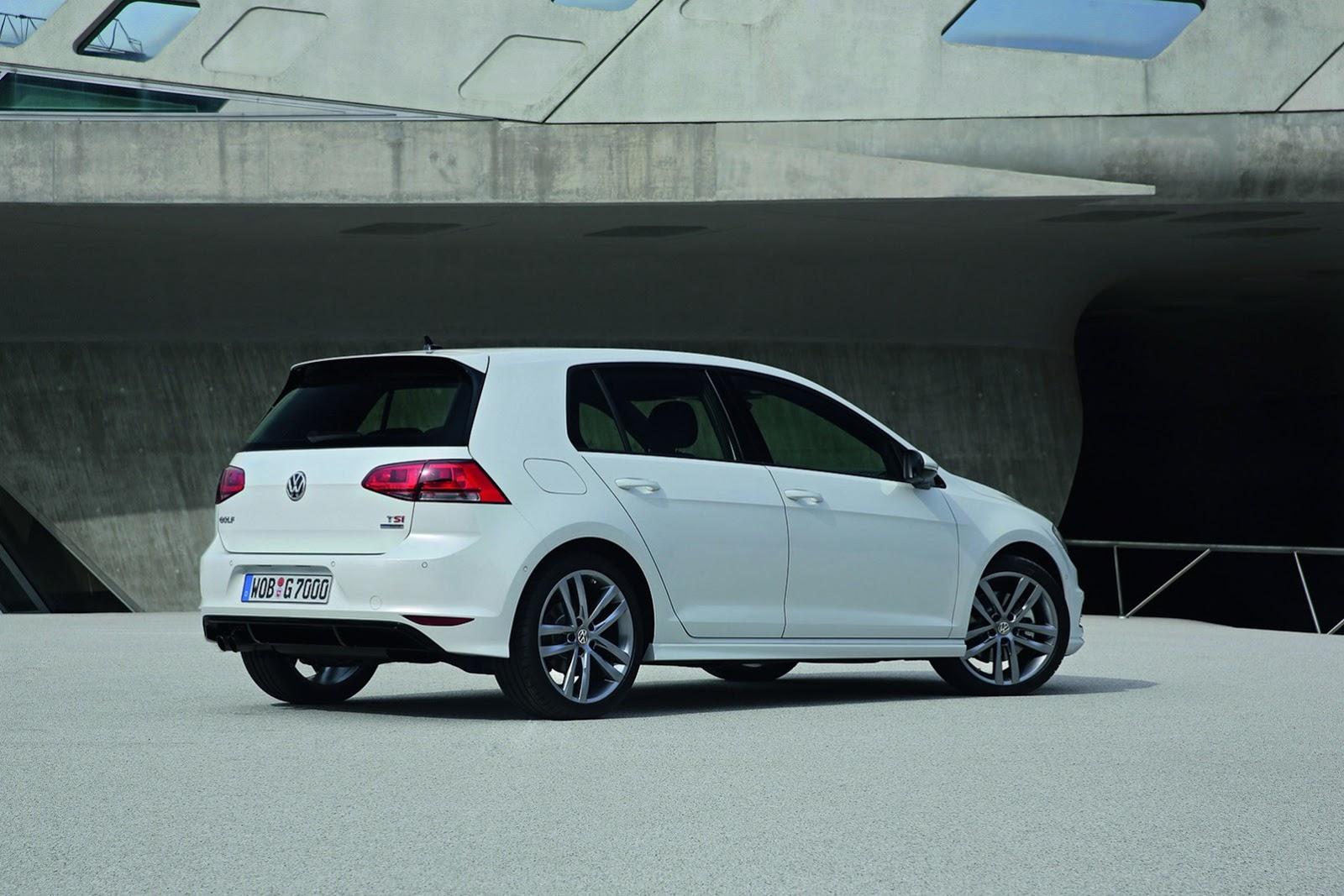 Volkswagen Golf R VII 2013 - now Hatchback 5 door #6