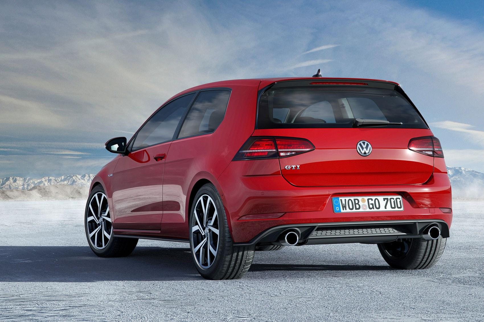 Volkswagen Golf GTI VII Restyling 2017 - now Hatchback 3 door #2