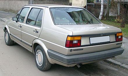 Volkswagen Jetta I 1979 - 1984 Sedan #5