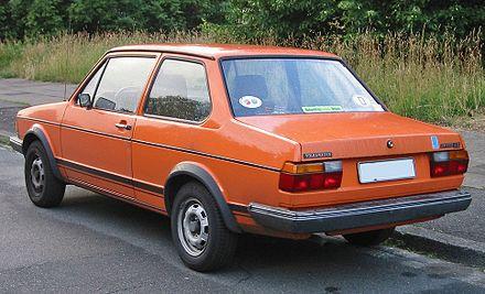 Volkswagen Jetta I 1979 - 1984 Sedan #8