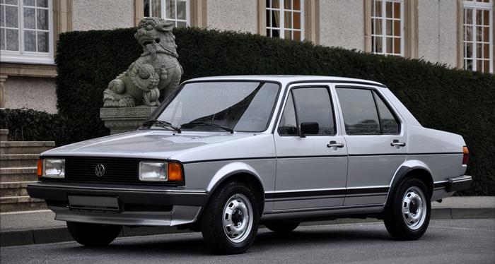 Volkswagen Jetta I 1979 - 1984 Sedan #6